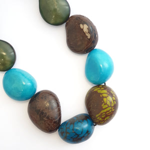 Madeira Tagua Nut Necklace