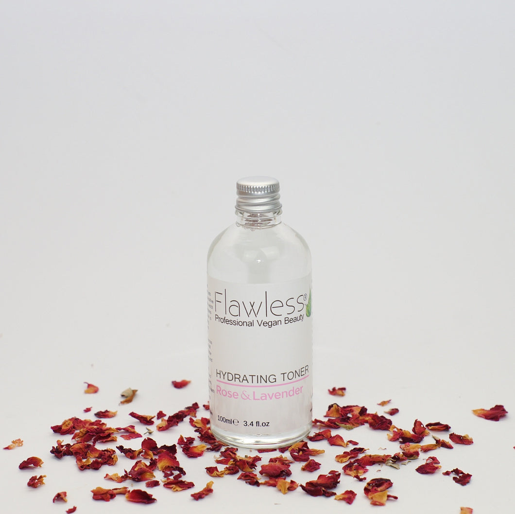 Hydrating Rose and Lavender Toner
