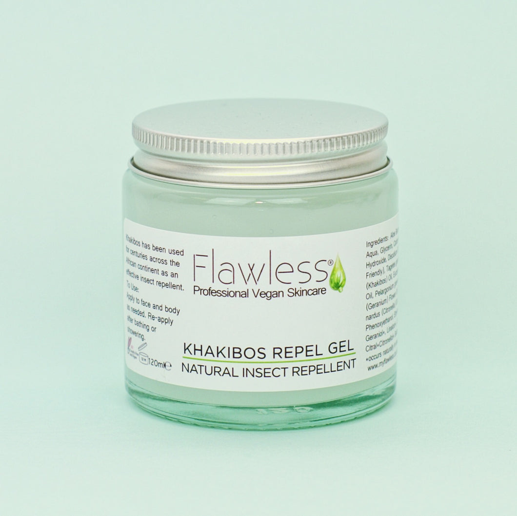 Khakibos Natural Insect Repellent Gel