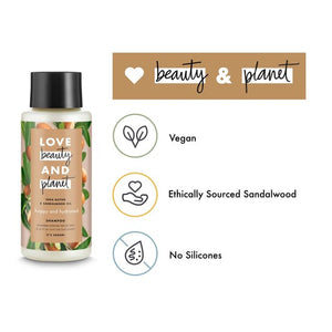 Love, Beauty and Planet - Haircare Kit - Green Network Store UK