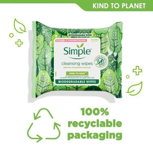 Simple - Wipes- Green Network Store UK