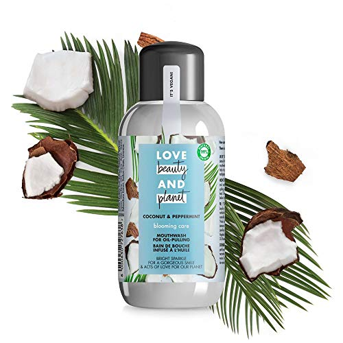 Love, Beauty and Planet - Vegan Mouthwash - Green Network Store UK