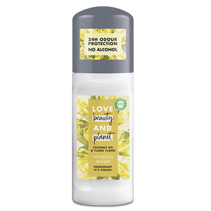 Beauty and Planet - Deodorant Roll - Green Network Store UK