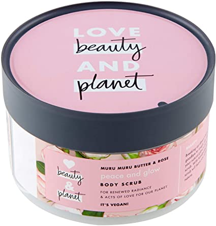 Love, Beauty and Planet - Scrub Peace & Glow - Green Network Store UK