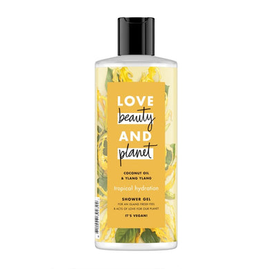 Love, Beauty and Planet - Shower Gel - Green Network Store UK