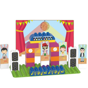 Biobuddi -  Karaoke Playset - Green Network Store UK