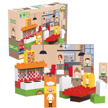 Load image into Gallery viewer, Biobuddi -  Restaurant Playset - Green Network Store UK