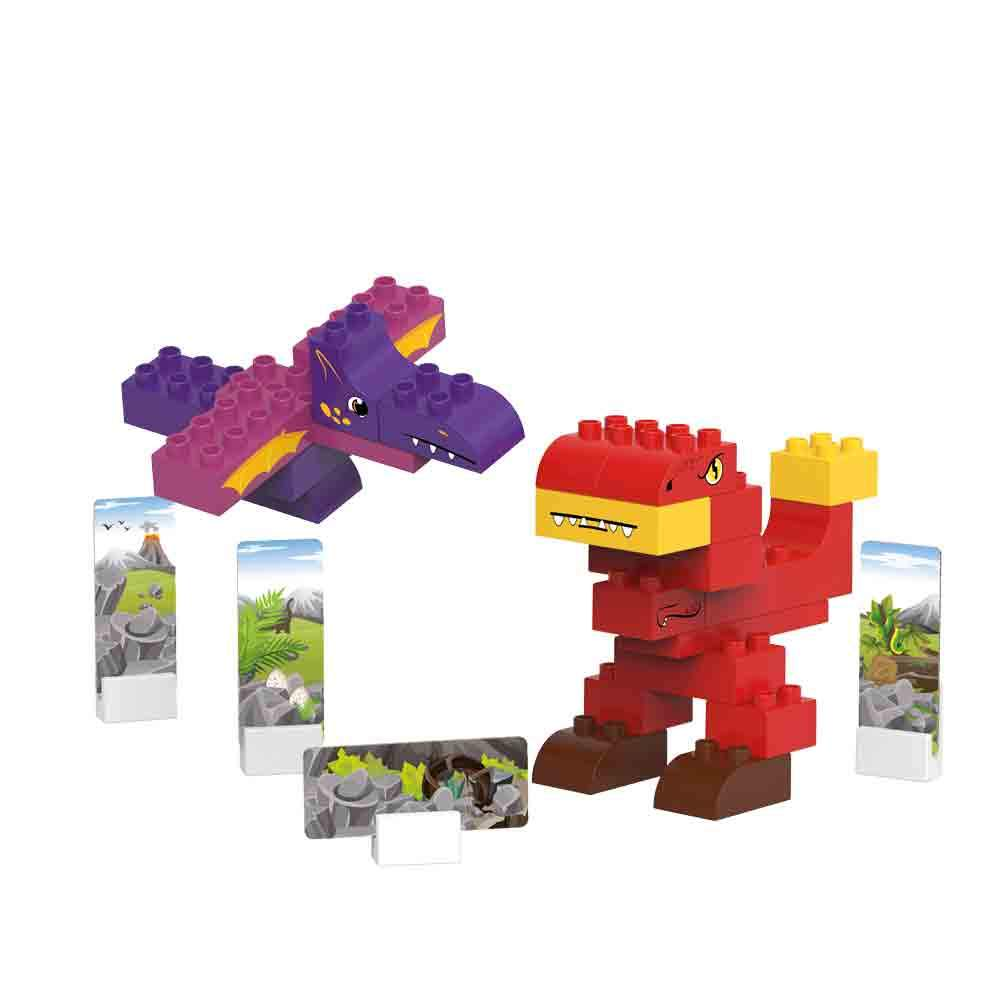 Biobuddi - T-Rex Building Blocks - Green Network Store UK