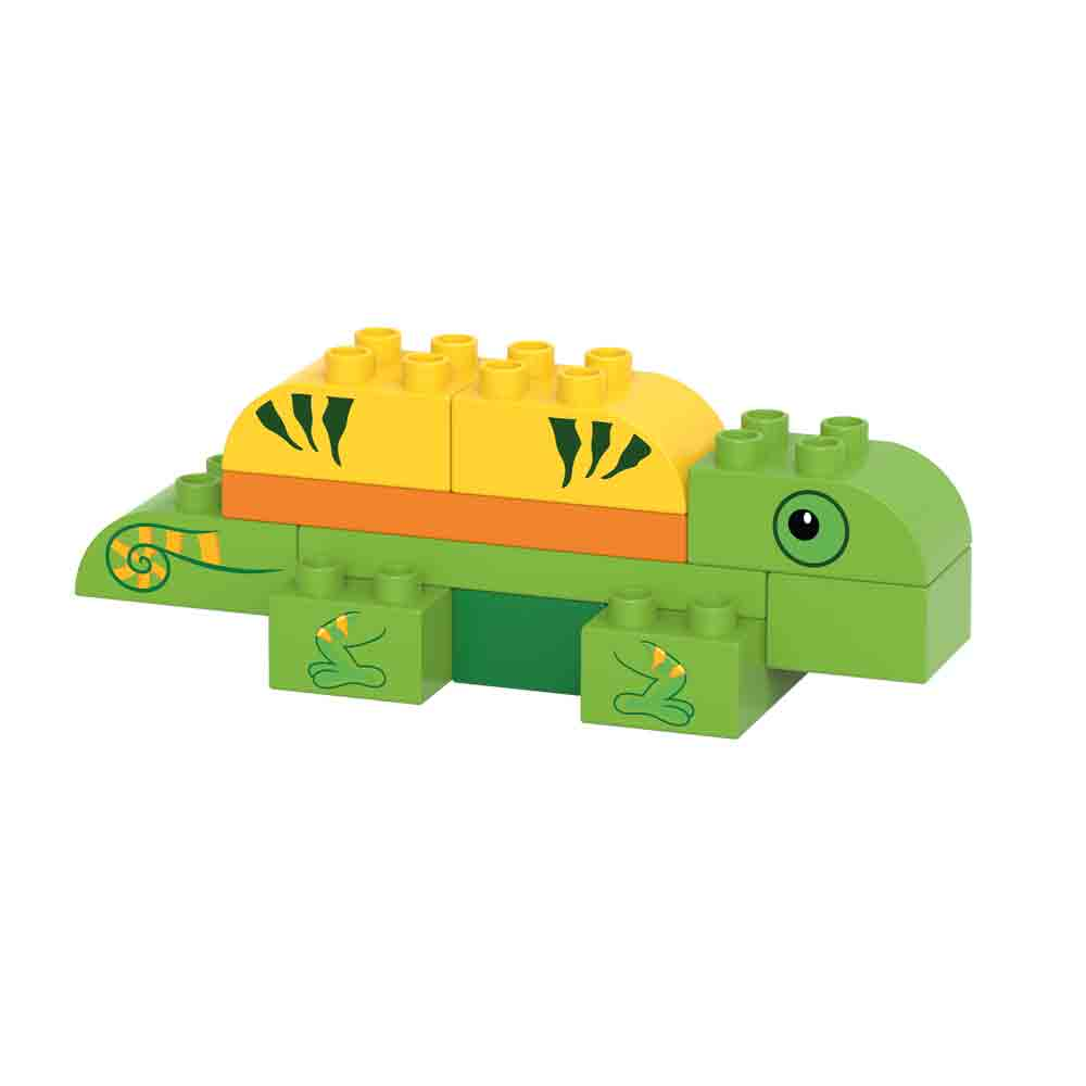 Biobuddi - Chameleon Playset - Green Network Store UK