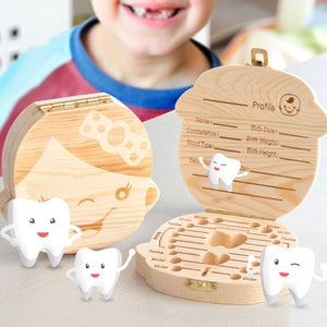 Tooth Box For Children - Green Network Store UK