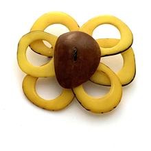 Flower Brooch