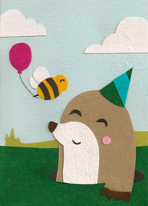 Birthday Card - Party Animal
