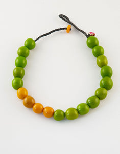 Carola Tagua Nut Necklace
