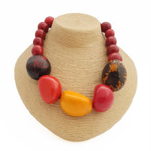 Load image into Gallery viewer, Maceio Tagua Nut Neckalce