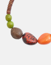 Load image into Gallery viewer, Paru Tagua Nut Chunky Necklace