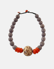 Load image into Gallery viewer, Chunky Tampa Tagua Nut Necklace