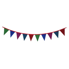 Load image into Gallery viewer, Multicoloured Bunting