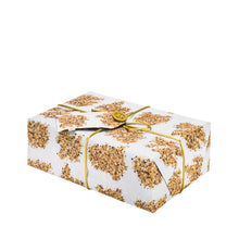 Load image into Gallery viewer, Reversible & Reusable Gift Wraps - Glitter Scribble & Lustre