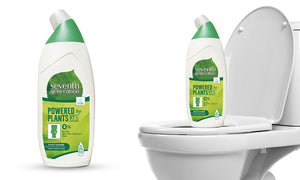 3 Packs of Seventh Generation Pine & Sage Toilet Cleaner 500 ml