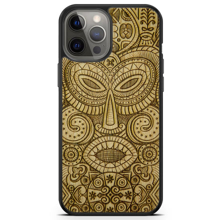 Tribal Mask Phone Case