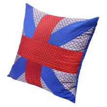 Load image into Gallery viewer, Union Jack Cushion Cover