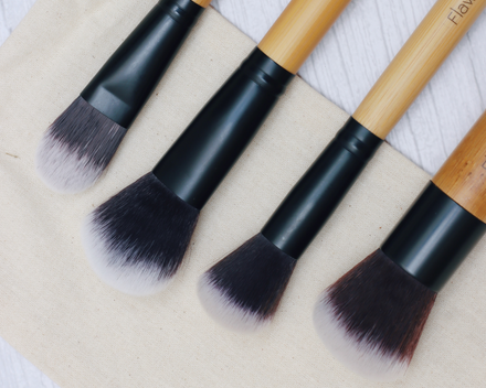 Essentials Makeup Brush Set