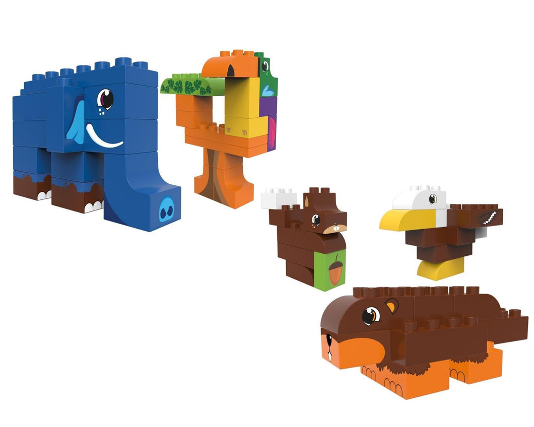 Forest & Jungle Building Blocks