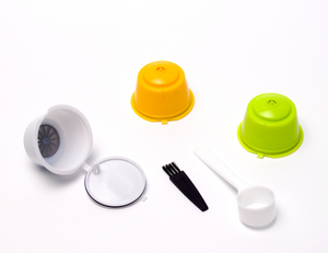 Refillable Coffee Capsules - Green Network Store UK