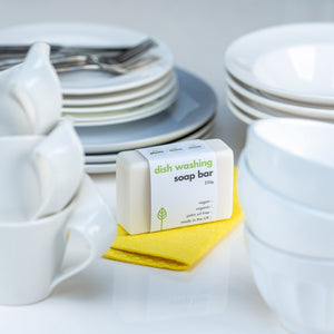 Washing-Up Soap Bar Fragrance Free