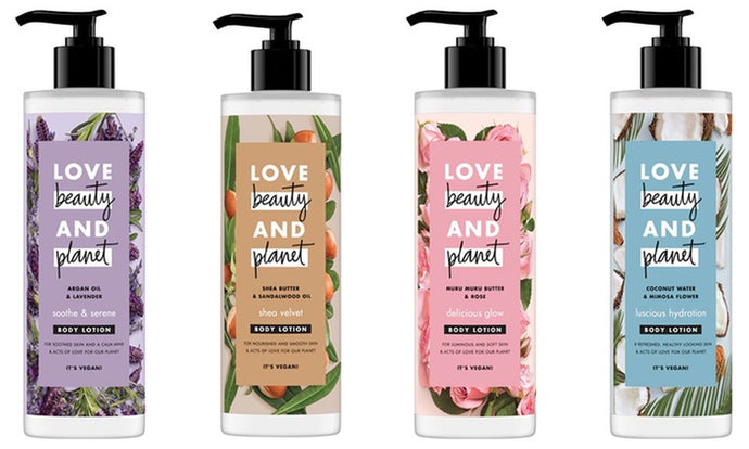 Vegan Body Lotion (Pack of 2)