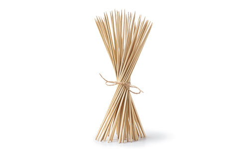 PMS Eco Connection Bamboo Skewers - 150 Pieces