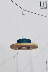 D'Ario Wooden Ceiling Lamp