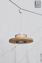 Load image into Gallery viewer, D'Ario Wooden Ceiling Lamp