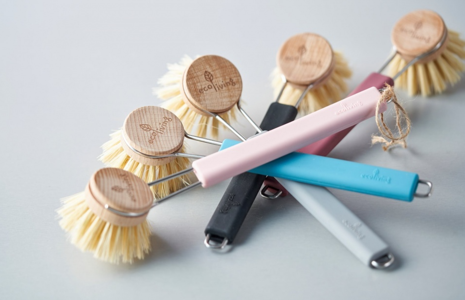 Eco Living - Dish brush - Green Network Store UK