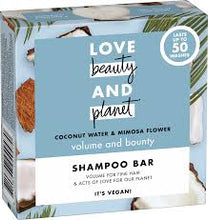 Load image into Gallery viewer, Love, Beauty and Planet - Shampoo Bar - Green Network Store UK