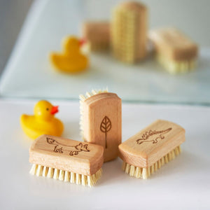 Kids Natural Vegan Nail Brush (FSC 100%)