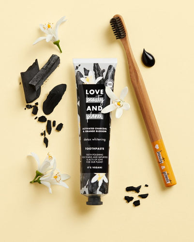 Love, Beauty and Planet - Bamboo Toothbrush - Green Network Store UK