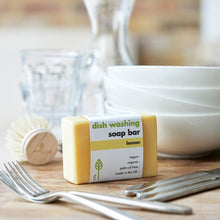 Load image into Gallery viewer, Washing-Up Soap Bar - Lemon (155g)