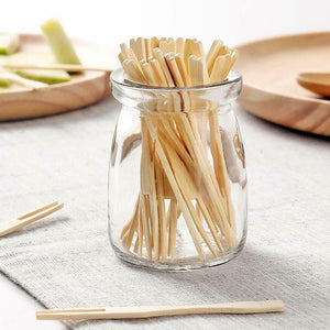 Bamboo forks - Green Network Store UK