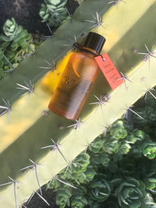 The Secret Wonder oil bottle