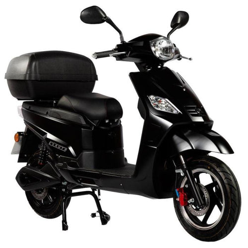 ESKUTA - SR-1200 Black Electric Scooter - Green Network Store UK
