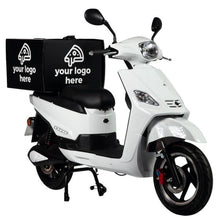 Load image into Gallery viewer, SR-1200d Electric Delivery Moped