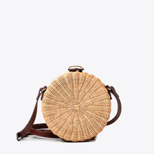 Load image into Gallery viewer, Elena Naturale Sustainable Crossbody Bag