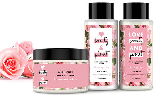 Love, Beauty and Planet - Blooming Colour Hair Kit - Green Network Store UK