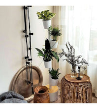 Load image into Gallery viewer, Vertical Planter 4 pots with Digital Kit
