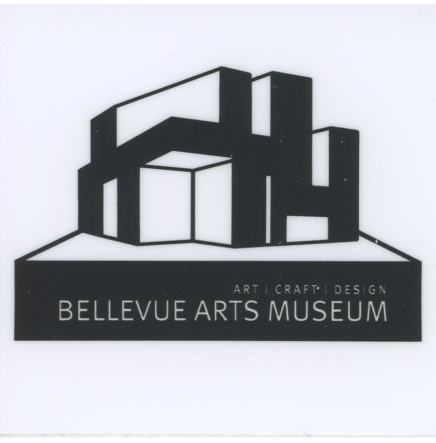 Bellevue Arts Museum Sticker