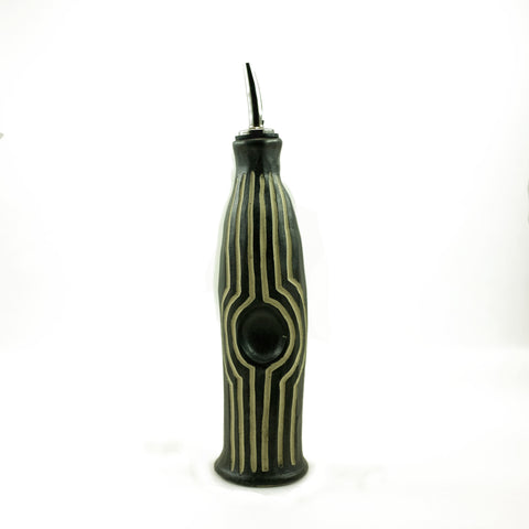 Larry Halvorsen- Oil Bottle