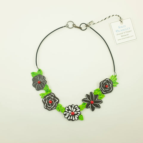 Sally Prangley- Wildflower Necklace