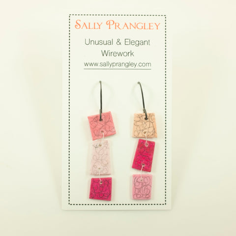 Sally Prangley- Scribble Earrings