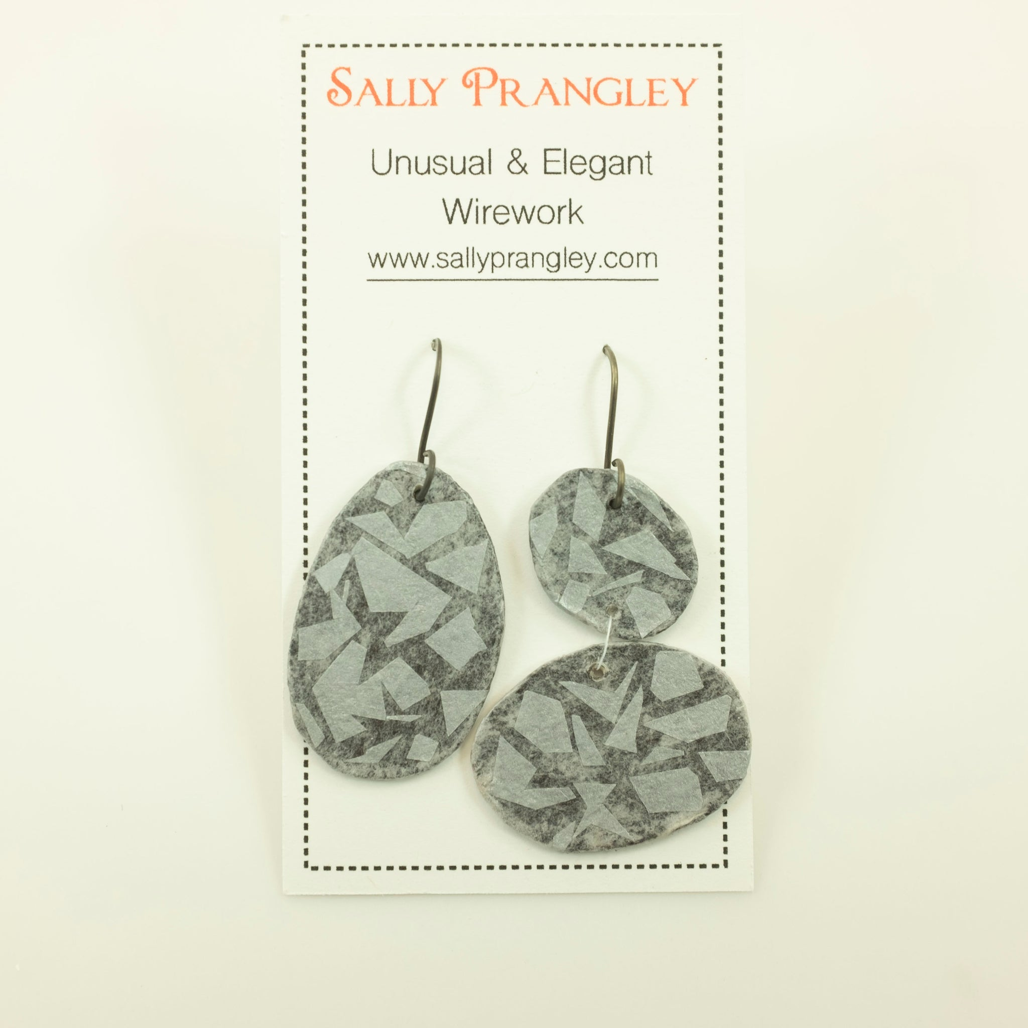 Sally Prangley- Terrazzo Earrings